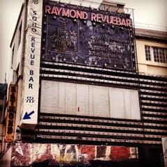 Photo taken at Nokia Gift Machine @ App Campus – Disrupt San Fran by Benjamin F. on 7/13/2012