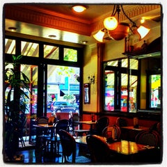 Photo taken at Bella Italia by Mick Y. on 9/5/2012