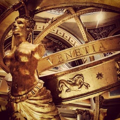 Photo taken at Venetian Concierge by Amanda F. on 7/10/2012