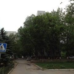 Photo taken at Strada Albișoara by Roman B. on 5/23/2012