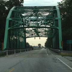 Photo taken at Kanakakee river at Hwy 49 by Bob J. on 6/30/2012