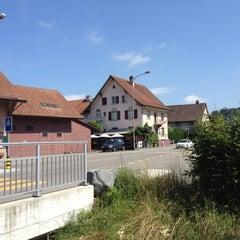 Photo taken at Restaurant Linde by Baron Gerard C. on 7/5/2012