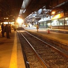 Photo taken at Union Station Platform 5 by Blair B. on 7/27/2012