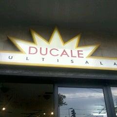 Photo taken at Cinema Ducale Multisala by Robert H. on 5/12/2012