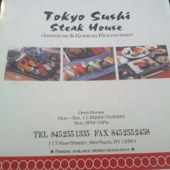 Photo taken at Tokyo Sushi by Steve H. on 8/4/2012