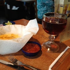 Photo taken at On The Border Mexican Grill & Cantina by Brad T. on 4/13/2012