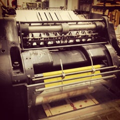 Photo taken at Edwards Printing by Trevor C. on 2/15/2012