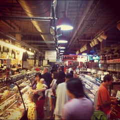 Photo taken at Reading Terminal Market by Ernest H. on 9/2/2012