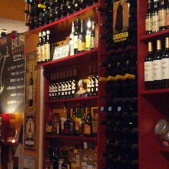 Photo taken at Carmen Bar de Tapas by David J. on 9/1/2012
