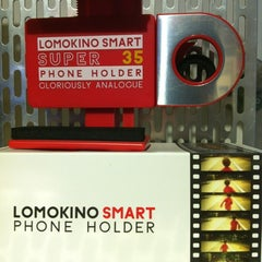Photo taken at Lomography Gallery Store by Joao M. on 6/18/2012