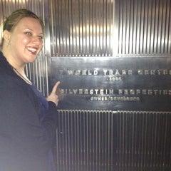 Photo taken at 7 World Trade Center by Joy W. on 3/17/2012