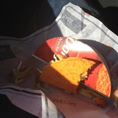 Photo taken at Taco Bell by Jason M. on 3/28/2012