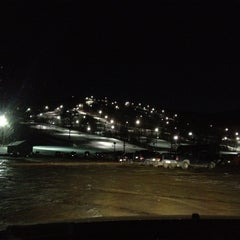 Photo taken at Gunstock Mountain Resort by Justin Z. on 2/28/2012