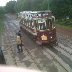 Photo taken at Beamish Museum by James B. on 7/25/2012