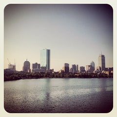 Photo taken at Longfellow Bridge by Cory O. on 9/1/2012