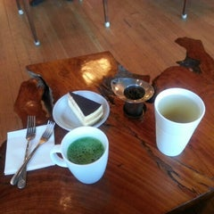 Photo taken at Miro Tea by Jesse on 8/20/2012