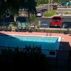Photo taken at Hilton Garden Inn McAllen by Douglas R. on 9/4/2012