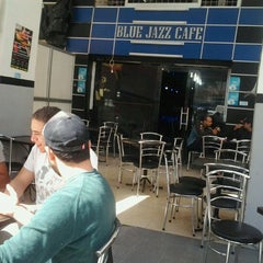 Photo taken at Blue Jazz Cafe by maher s. on 3/23/2012