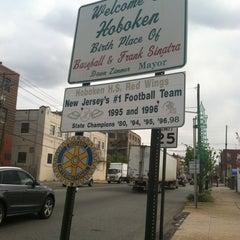 Photo taken at Hoboken, NJ by JJ H. on 4/24/2012
