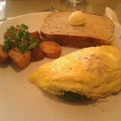 Photo taken at Thelma's Morning Cafe by Terry M. on 3/1/2012