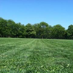Photo taken at Horner Park by Sinem E. on 5/11/2012