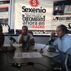 Photo taken at Sexenio HQ by Edurne on 9/13/2012
