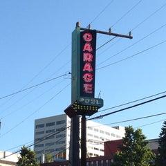 Photo taken at Garage Billiards by Phil B. on 7/27/2012