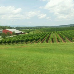 Photo taken at Barboursville Vineyards by Case D. on 8/11/2012