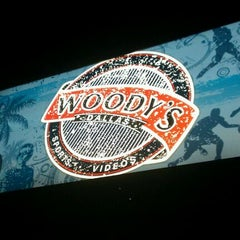 Photo taken at Woody's by Brandon M. on 2/24/2012