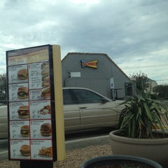 Photo taken at SONIC Drive In by Gabriel A. on 8/6/2012