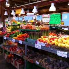 Photo taken at Granville Island Public Market by Fran M. on 5/14/2012