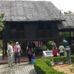 Photo taken at P. Ramlee's House by Nurasilah M. on 6/2/2012