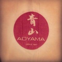Photo taken at Aoyama   青山 by Eduardo R. on 2/6/2012