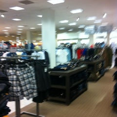 Photo taken at Macy's by Hector Barrientos Z. on 4/11/2012