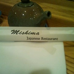 Photo taken at Mishima by Xavier T. on 7/4/2012