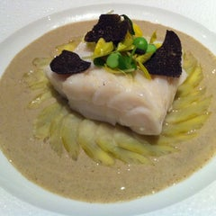 Photo taken at Le Bernardin by Clara S. on 3/12/2012