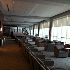 Photo taken at Admirals Club by Hector C. on 8/25/2012