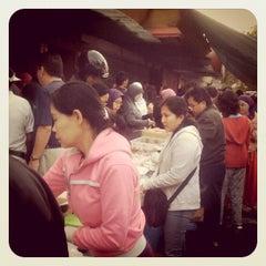 Photo taken at Pasar Kue Tradisional by adityasays on 7/6/2012