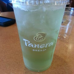 Photo taken at Panera Bread by Melisa R. on 9/1/2012