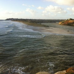 Photo taken at Port Noarlunga Beach by Glen D. on 4/6/2012