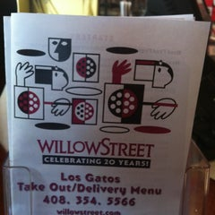 Photo taken at Willow Street Pizza by Darcy O. on 6/8/2012