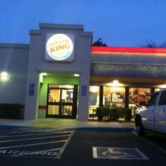 Photo taken at Burger King® by Edlin h. on 3/12/2012