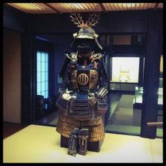 Photo taken at 伝承千年の宿 佐勘 by Akira S. on 8/9/2012