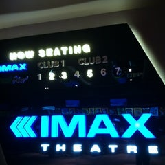 Photo taken at TGV Cinemas by Nic T. on 8/2/2012