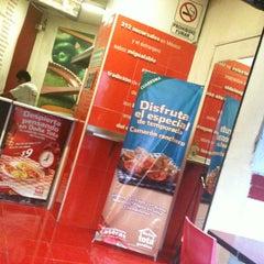 Photo taken at Gorditas Doña Tota by Daniel B. on 4/5/2012