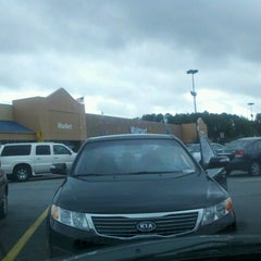 Photo taken at Walmart Supercenter by Dale A. on 6/26/2012