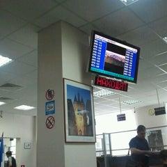 Photo taken at Визовый центр Франции / France Visa Application Center by Anastasia K. on 6/28/2012