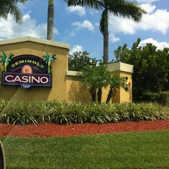 Photo taken at Seminole Casino by Tracy W. on 5/12/2012