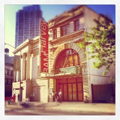 Photo taken at BAM Harvey Theater by Seth F. on 6/15/2012