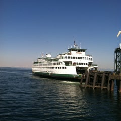 Photo taken at Seattle Ferry Terminal by Chris S. on 5/26/2012